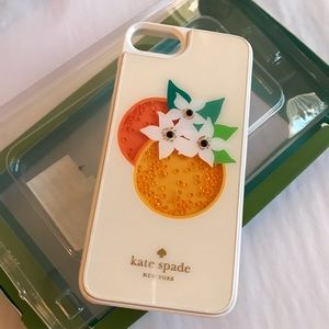 Kate Spade Hybird Snap On Case for IPhone